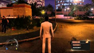 [PC] Sleeping Dogs Face Mission - Convoy Intercept
