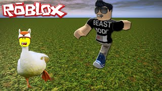 ROBLOX - DONUT THE DOG BECOMES A DUCK!!!