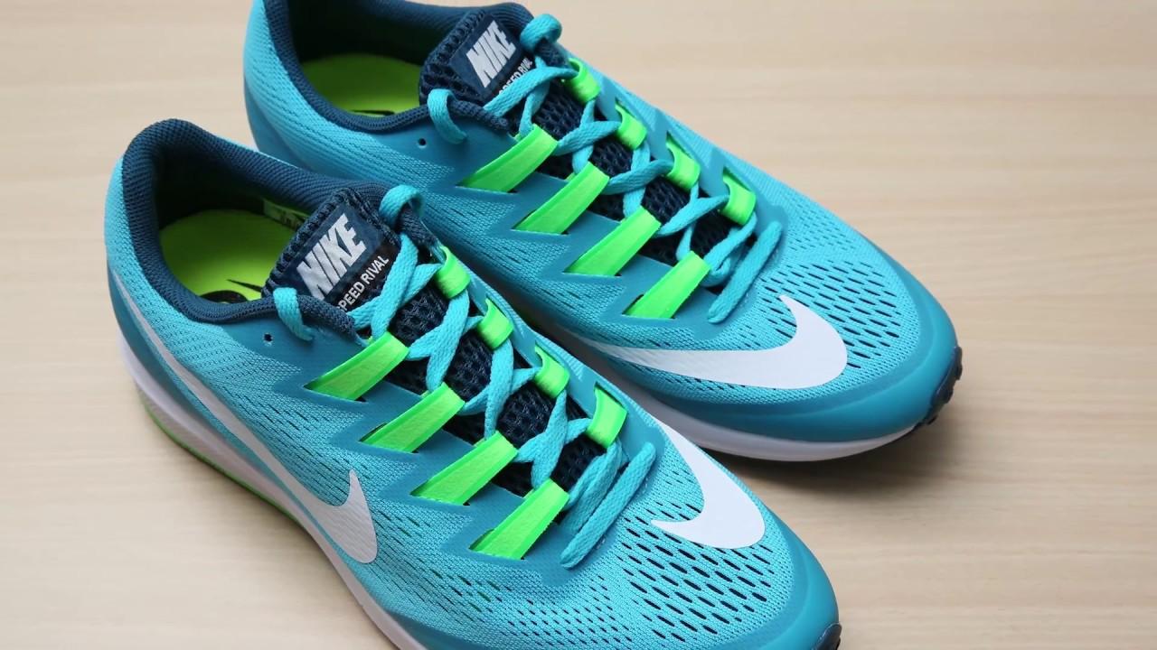 跑鞋研究室|Nike Speed Rival 6 - YouTube