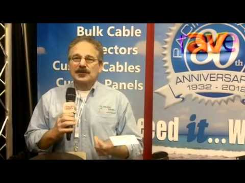 InfoComm 2012: Pacific Radio Breaks Down Cables