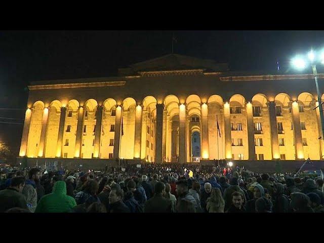 <span class='as_h2'><a href='https://webtv.eklogika.gr/diadiloseis-exo-apo-to-koinovoylio-tis-georgias' target='_blank' title='Διαδηλώσεις έξω από το κοινοβούλιο της Γεωργίας'>Διαδηλώσεις έξω από το κοινοβούλιο της Γεωργίας</a></span>