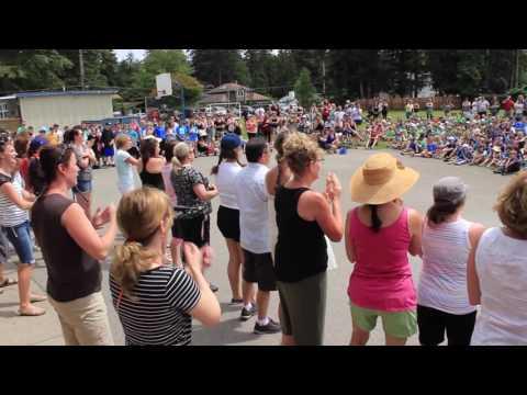 Belmont School Flash Mob