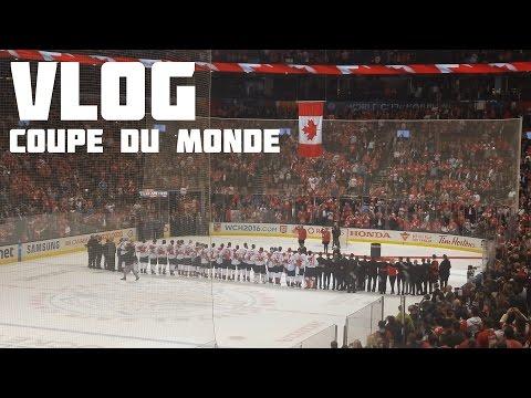 VLOG: 2 Québécois à Toronto pour la finale de la Coupe du Monde