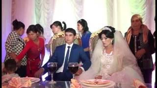 """Узбекская Свадьба """" Аллаберган+ Севарахон  4  -Бунёд саидов"""