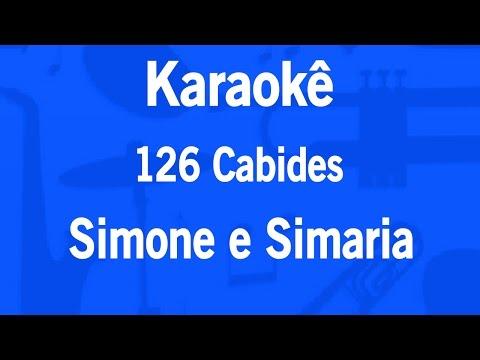 Karaokê 126 Cabides - Simone e Simaria