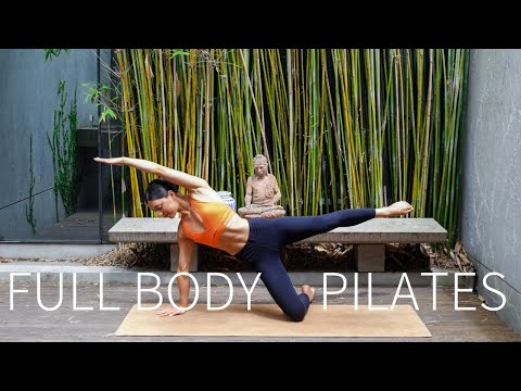 30 MIN INTENSE MAT PILATES || Full Body Workout (Cool Down Included)