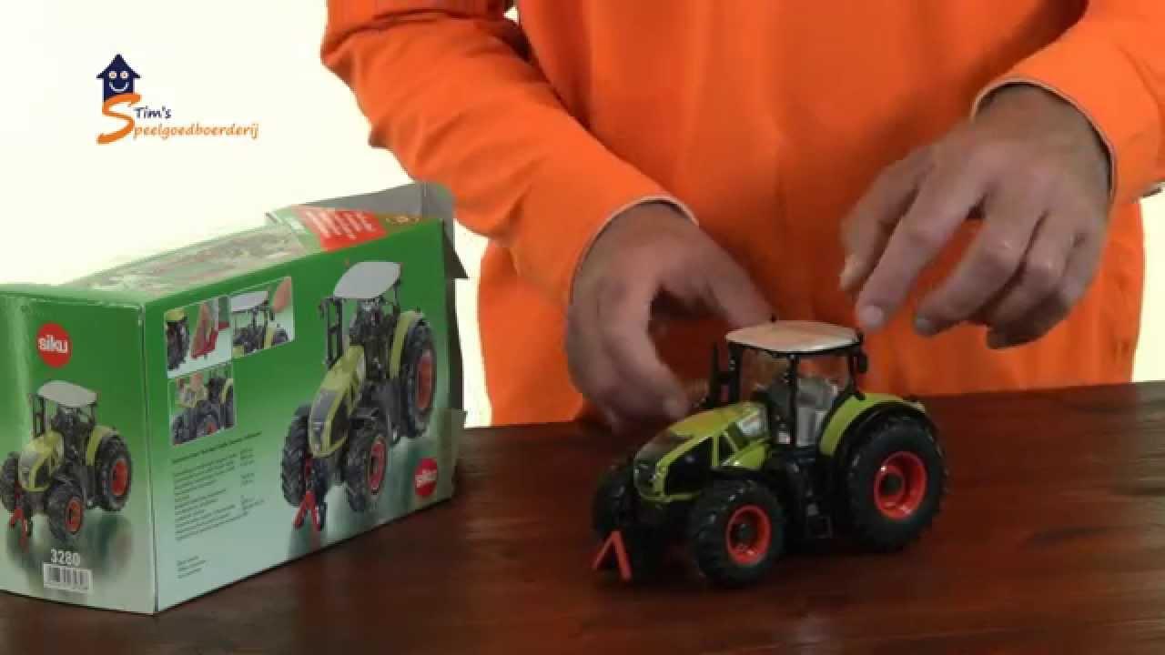 SIKU Traktor Claas Axion 950