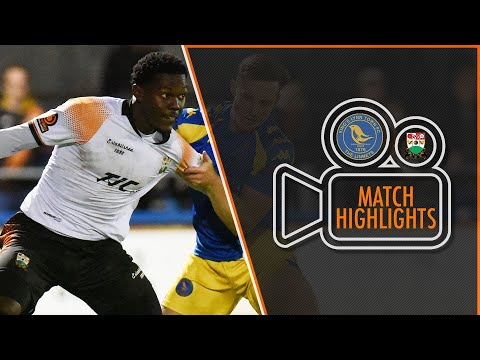 King's Lynn Barnet Goals And Highlights