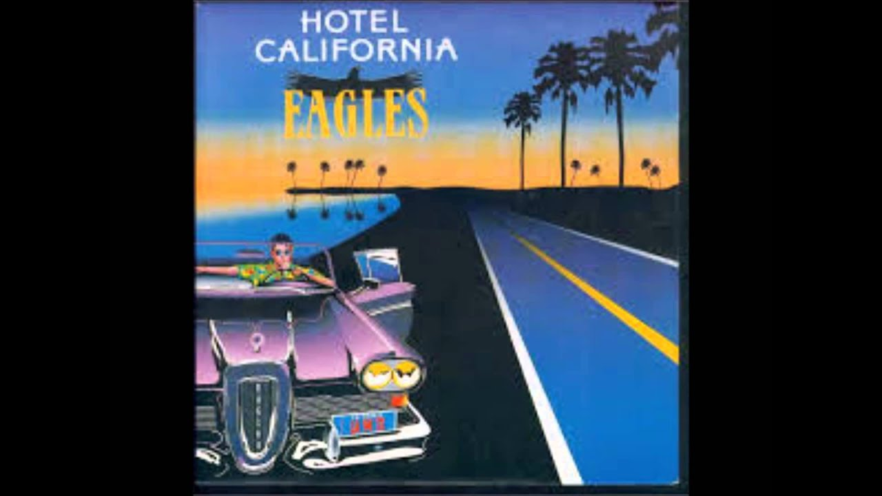 Hotel california eagles lyrics youtube for Hotel california