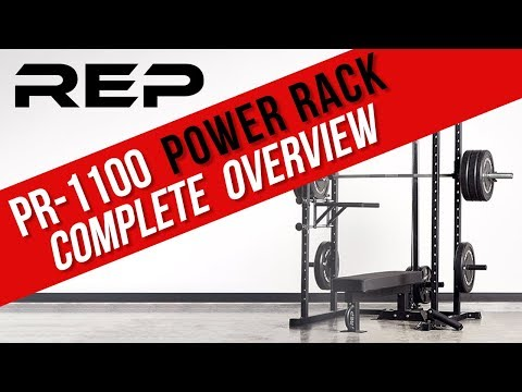 REP PR-1100 Complete Overview