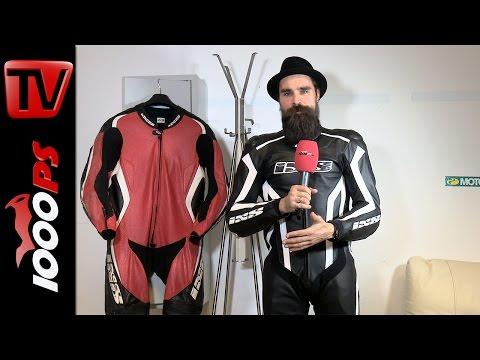 K.OTs NEUE Lederkombi | IXS GP Track 1-Teiler