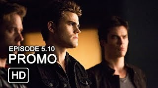 The Vampire Diaries 5x10 Promo - Fifty Shades of Grayson [HD] Mid-Season Finale