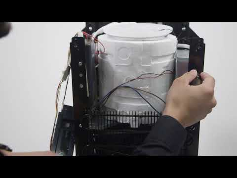 Avalon Bottom Loading Water Coolers - Replacing Cold Tank Cover