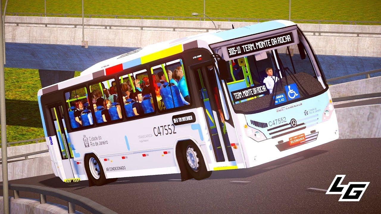 🔴Proton Bus Simulator - Neobus Spectrum City OF-1418 com AC +G27