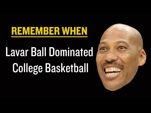 The Time Lavar Ball Dominated College Basketball | Remember When