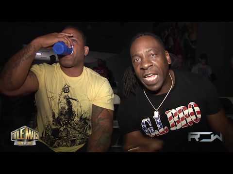 CM Punk UFC 203 Fight Reax | Booker T, MVP, Stevie Ray, Bruce Prichard