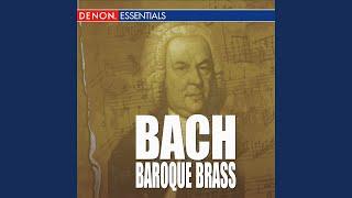 Lobt Gott, ihr Christen allzugleich, BWV 609