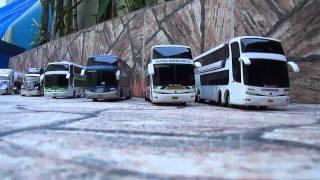 miniaturas de caminhoes onibus e carretas escala 1,32 controle remoto