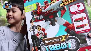 Mainan Tobot Adventure Z Young Toys