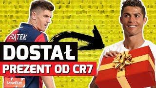 Piątek dostał PREZENT od Cristiano Ronaldo!