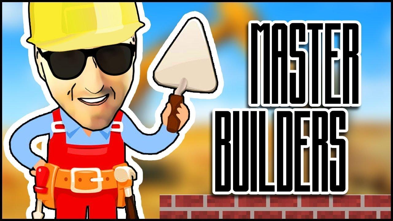 NAJLEPSZA KAMIZELKA I BASEN W MIEŚCIE! ;) – MASTER BUILDERS