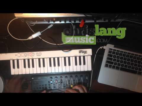 Endless Praise - Planetshakers version 2 update with bridge MainStage omnisphere keyboard patch