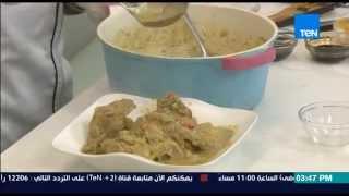 مطبخ 10/10 - الشيف أيمن عفيفي - الشيف إسلام زينهم - طريقة عمل تشيكن كاري هندي