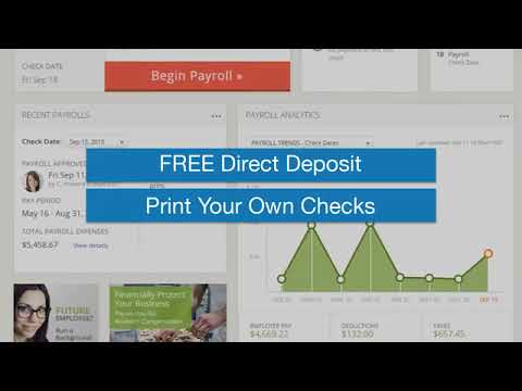 Online Payroll Overview