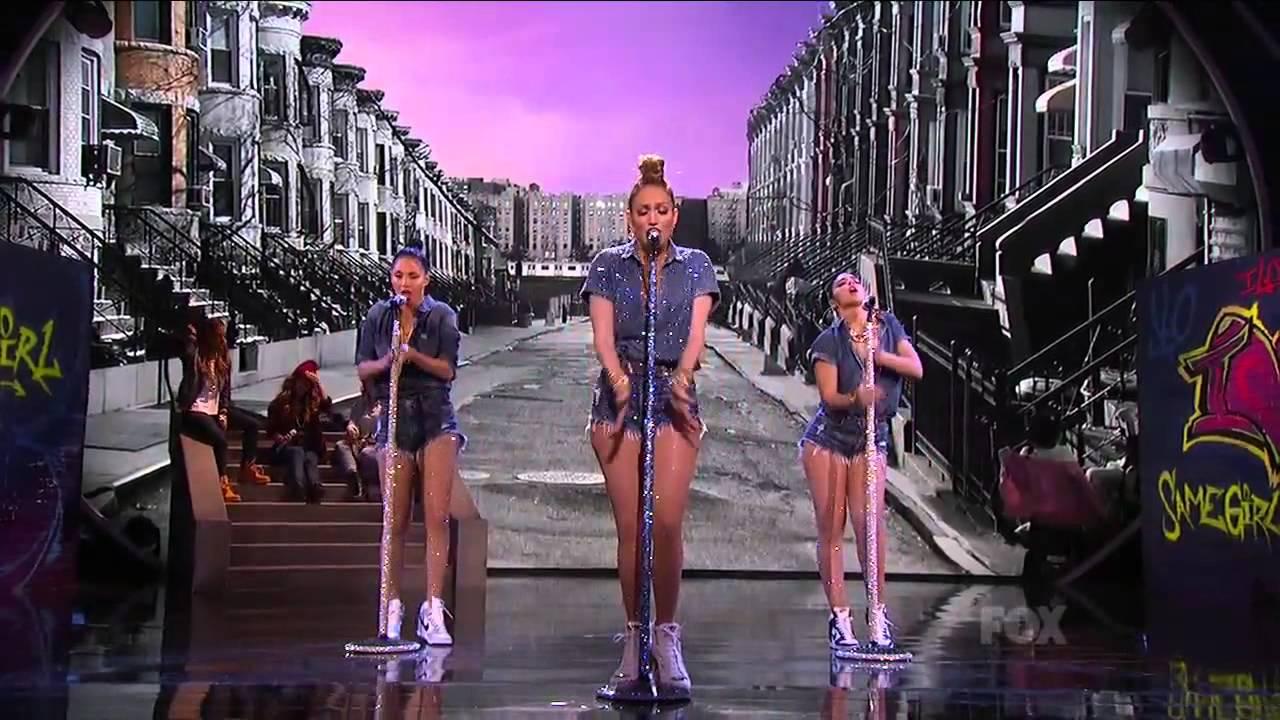 "Download Jennifer Lopez & French Montana Perform ""I Luh Ya Papi"""