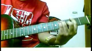 learn ONE LOVE (BLUE) on guitar