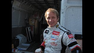 Petter Solberg rally tribute