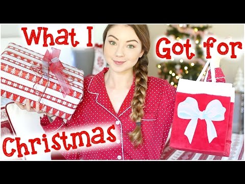 What I Got for Christmas 2014! | Meredith Foster