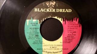 "Junior Reid - Jah Messengers - Blacker Dread 7"" w/ Version (Creation Riddim)"