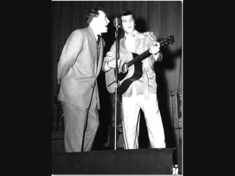 Elvis Presley Live-Tweedle Dee (30 April 1955)-Texas