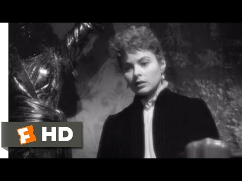 Gaslight (1944) - I'm Frightened of Myself Scene (4/8) | Movieclips