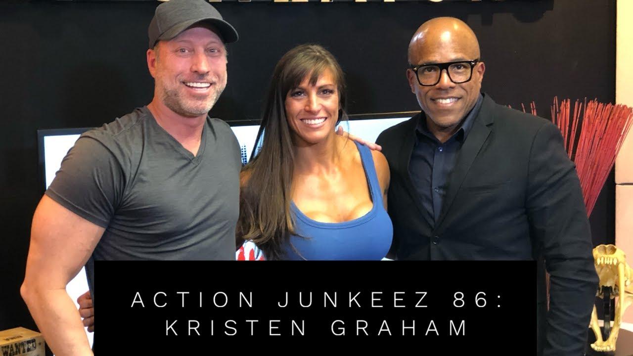 Action Junkeez Podcast #86: Kristen Graham