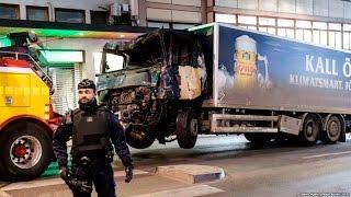Гражданин Узбекистана признался в совершении теракта в Стокгольме