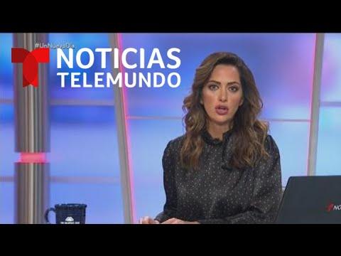 Las Noticias de la mañana, jueves 28 de noviembre de 2019   Noticias Telemundo