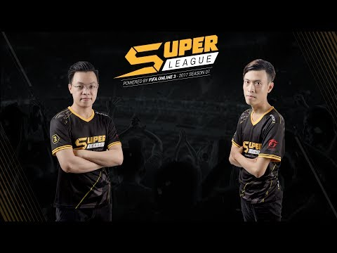 [03.06.2017] ProG Central vs 4Eve Matrix [SuperLeague 2017]