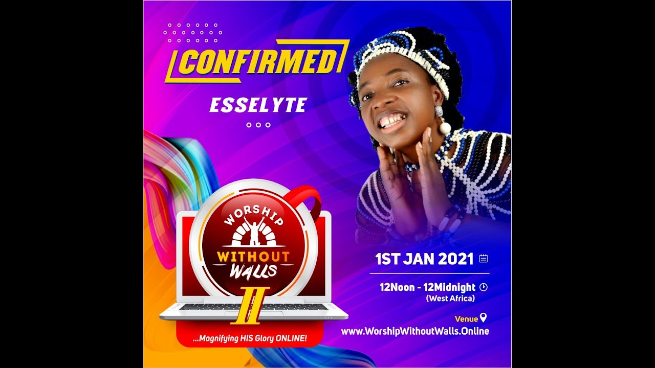 Download ESSELYTE Performs At The Cyber Embassy's 'Worship Without Walls' Gospel Concert, 2020