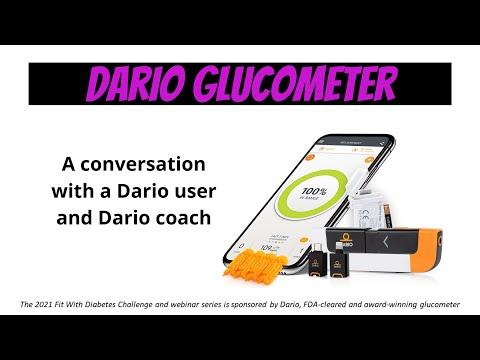 Dario Glucometer – Webinar With Dario User And Coach