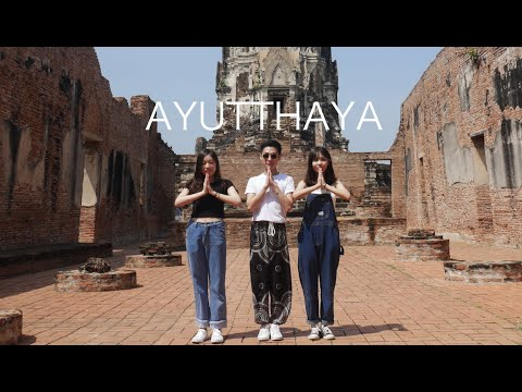 🇹🇭Thailand / One Day Trip to Ayutthaya