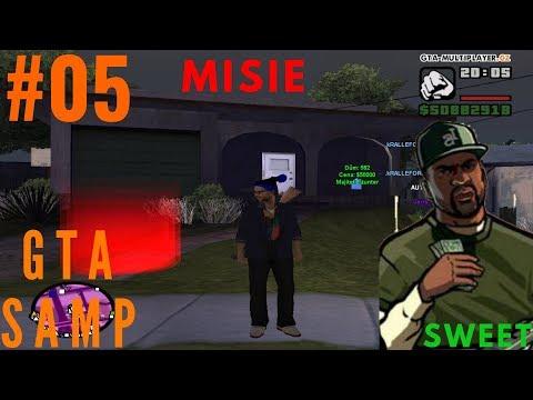MISIE #05 | SWEET | GTA SAMP - WTLS | CZ/SK