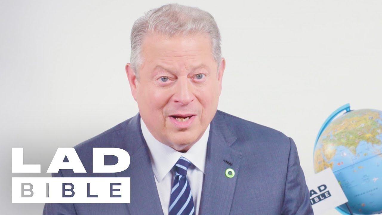 Gore's advice for Trump: 'Resign'