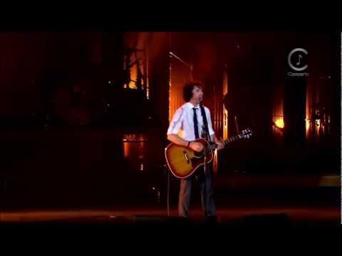 [HD] James Blunt - Carry You Home (live at Zénith de Toulouse)