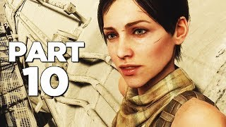 METRO EXODUS Walkthrough Gameplay Part 10 - THE CASPIAN (Xbox One X)