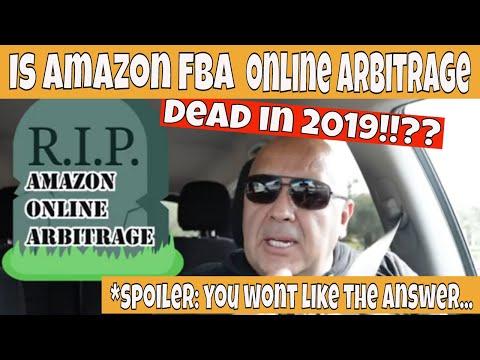 Is Amazon FBA Online Arbitrage dead in 2019!? Honest Opinion