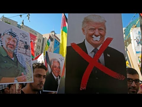 Trump ends aid to UN agency for Palestinian refugees