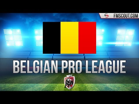 Leagues In Focus - Belgian Pro League - Football Manager 2017
