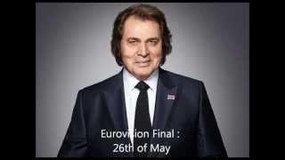 Baixar Eurovision 2012 United Kingdom: Engelbert Humperdinck Love Will Set You Free Lyrics